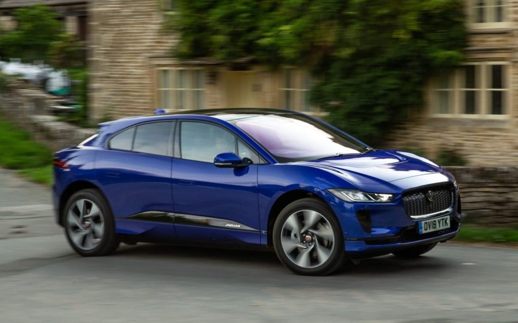 Jaguar I-PACE review: Britain still builds the best electric car in the world