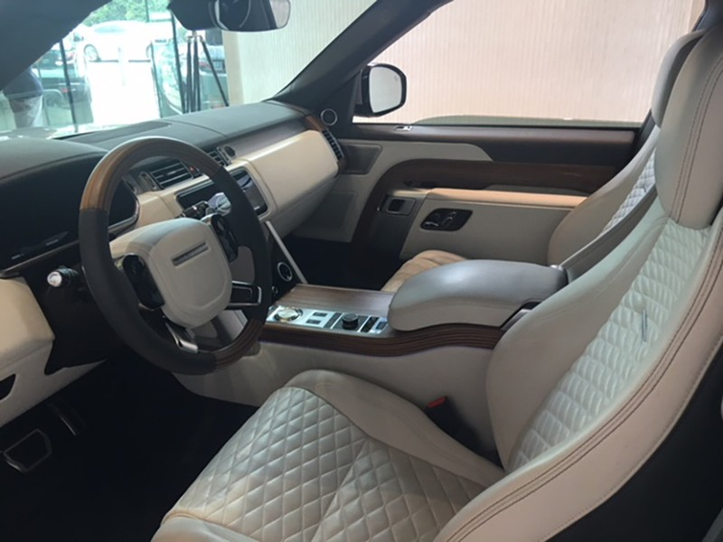 Range Rover offers limited, luxurious SV Coupe to Atlanta market