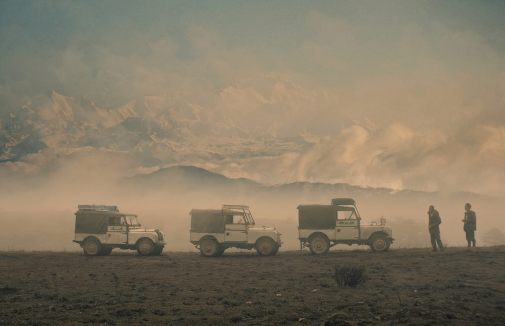 Video: These two Indian villages are connected solely by Land Rover