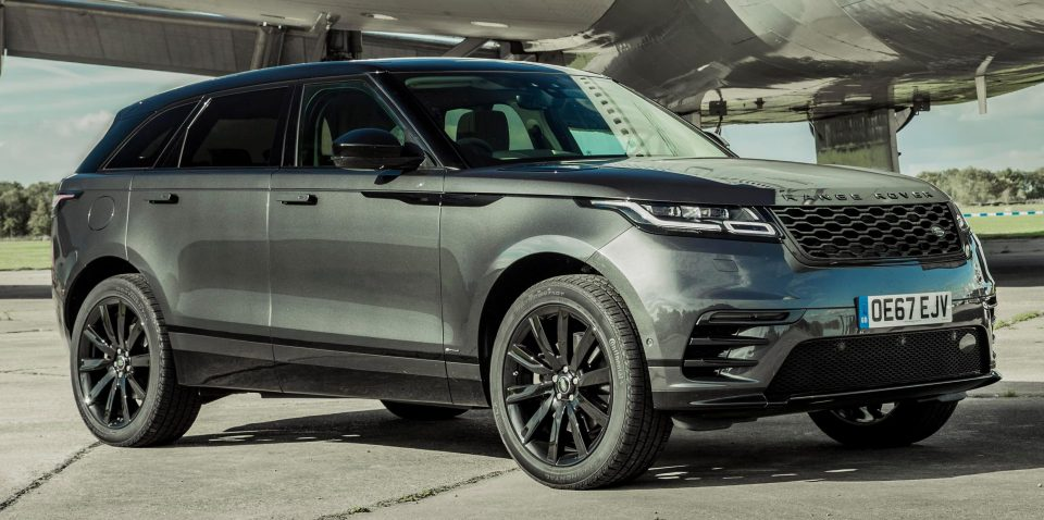 The Sun Motor Awards 2018: Discovery and Velar