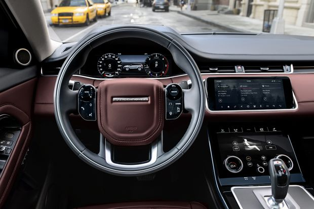 Preview: 2020 Range Rover Evoque gets a thorough update