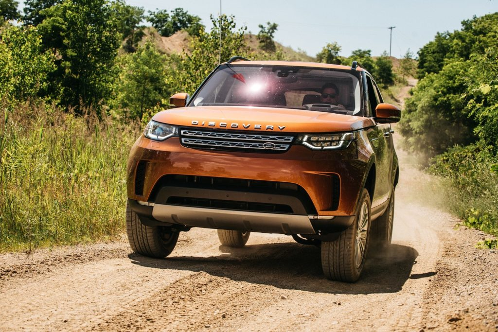 2017 Land Rover Discovery Td6 Four Seasons wrap: Sad to see it go