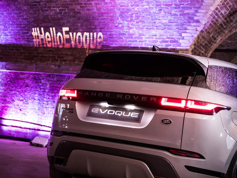 Six things you need to know about the Range Rover Evoque