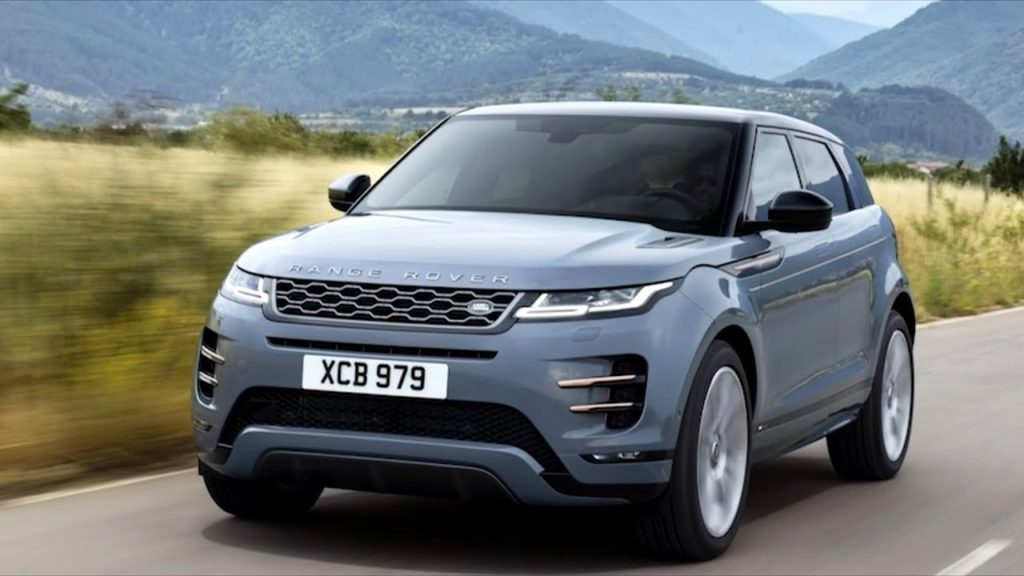 Best cars arriving in 2019: Range Rover Evoque