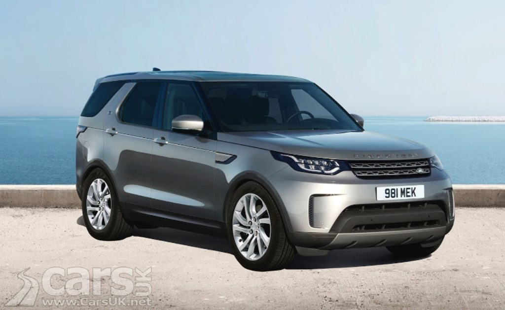 Land Rover Discovery Anniversary Edition celebrates 30 years of Discovery