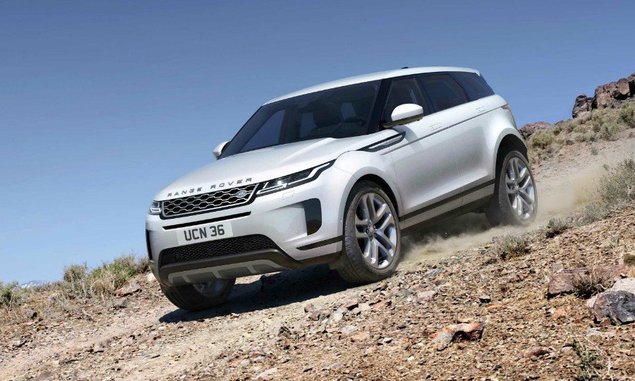 2020 Range Rover Evoque report