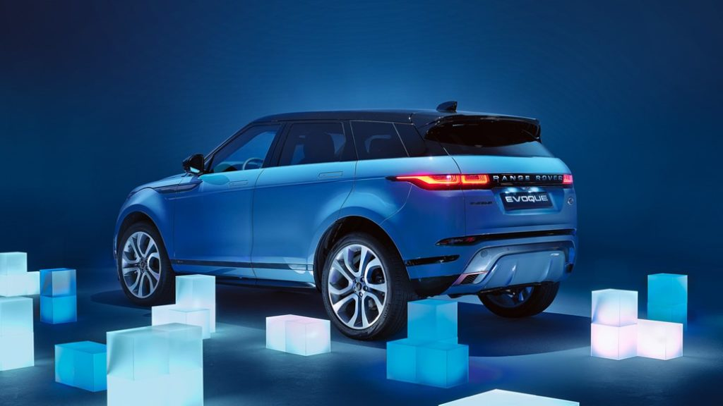 New Range Rover Evoque under the microscope