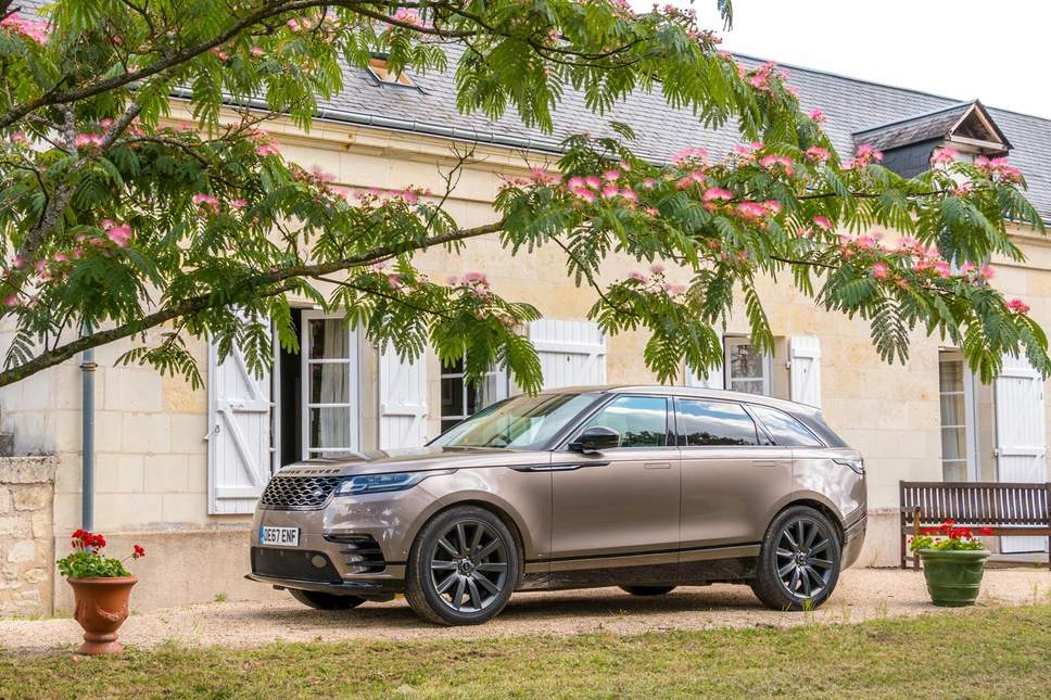 Car review: Range Rover Velar, R-Dynamic