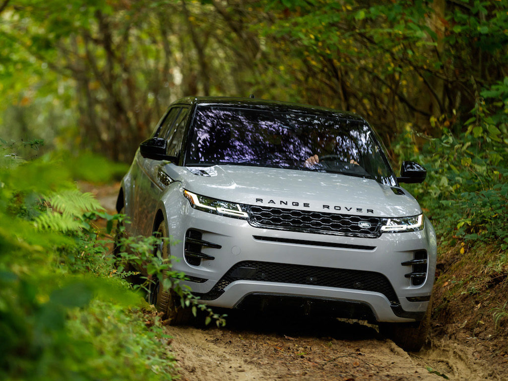 Range Rover Evoque to boast 63 per cent residual value