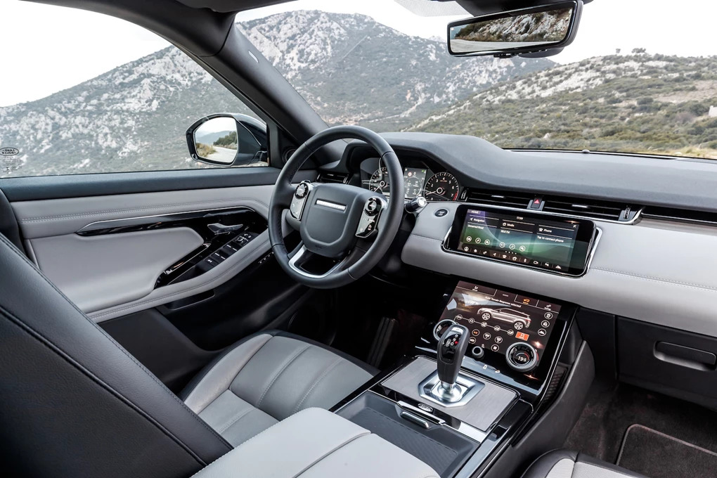2019 Range Rover Evoque: Safety score explained