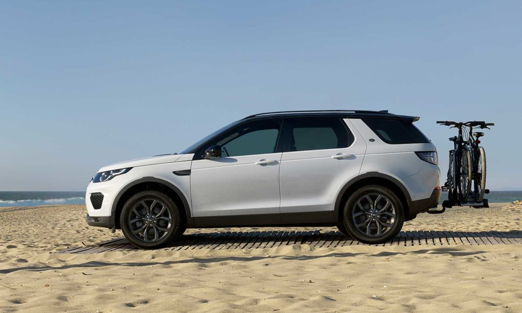 JLR launches 'The Out' to rent a Land Rover Discovery Sport in London