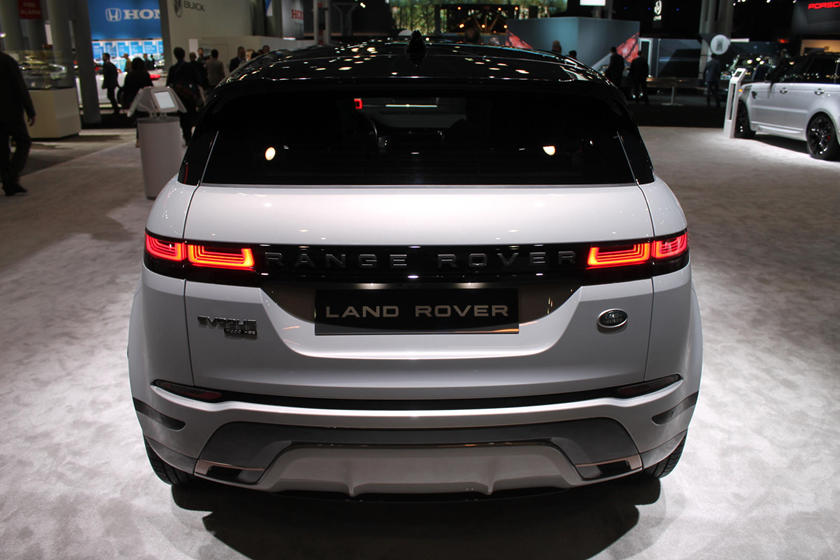 Jaguar Land Rover says it has engines for everyone