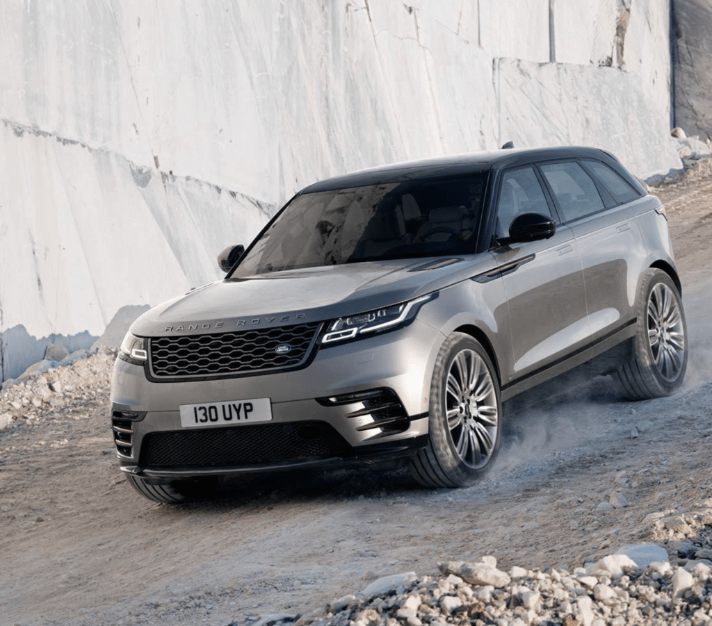 Range Rover Velar Review