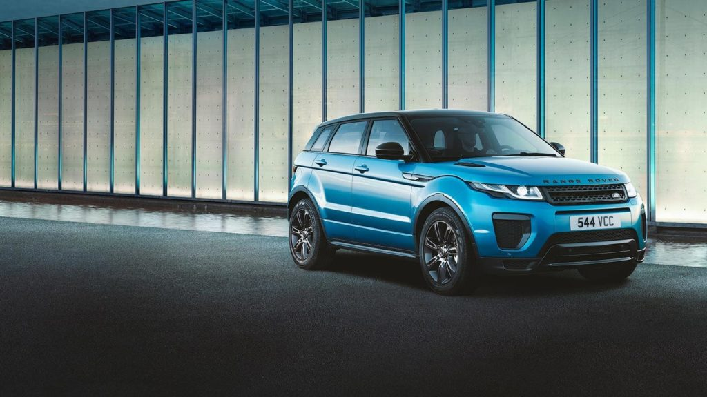 Range Rover Evoque is the 'value champion' for 2019