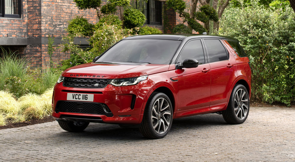 Discovery Sport gets a refresh
