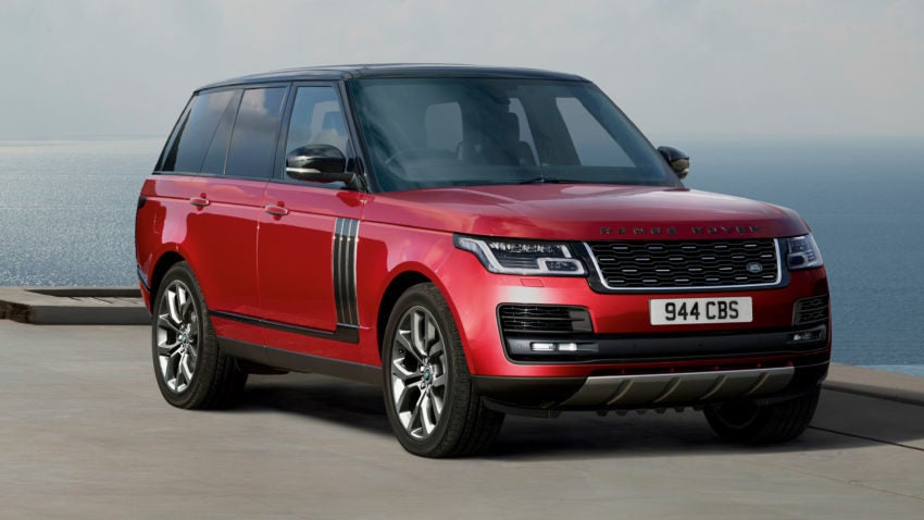 What the experts say about the 2019 Range Rover Autobiography