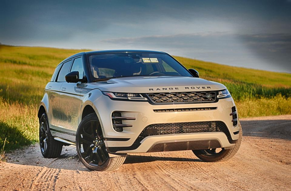2020 Range Rover Evoque P300 HSE review