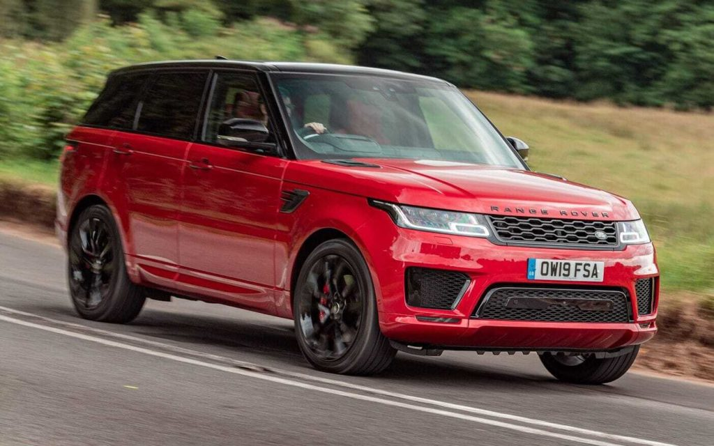 Range Rover Sport P400 HST review