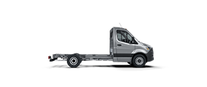 The 2019 Mercedes-Benz Sprinter Cab Chassis