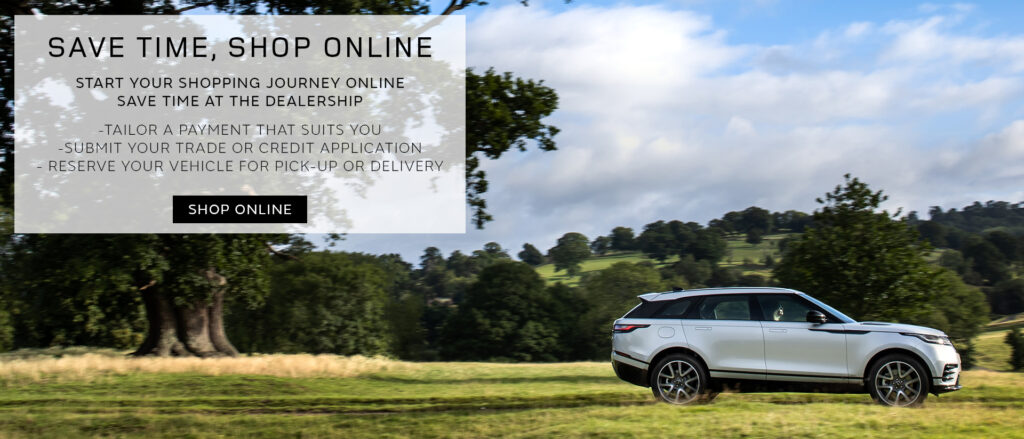 Land Rover Purchase Online