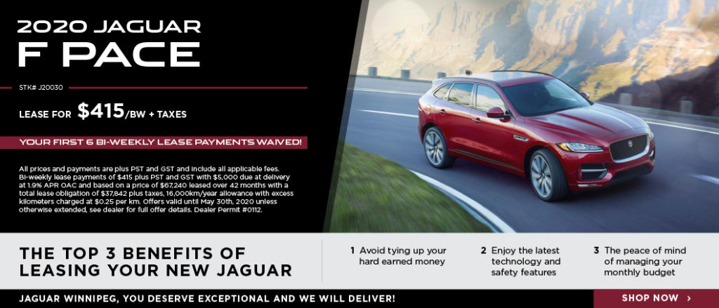 Jaguar 05 Lease F Pace Website Banner 1