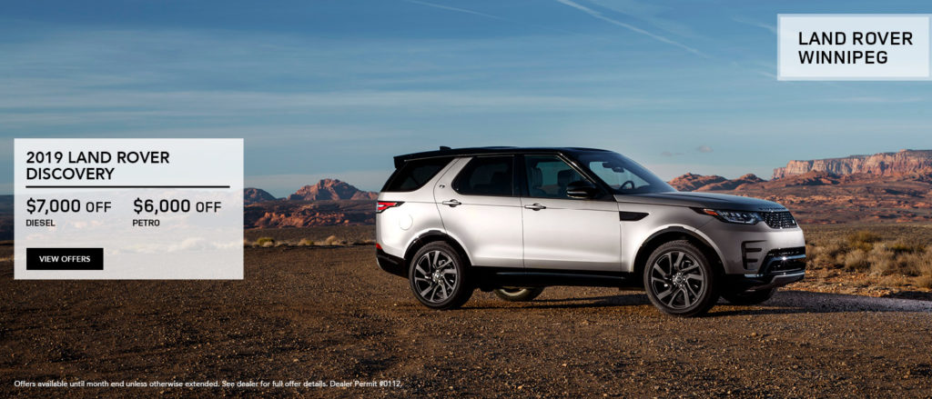 2019 Discovery – October