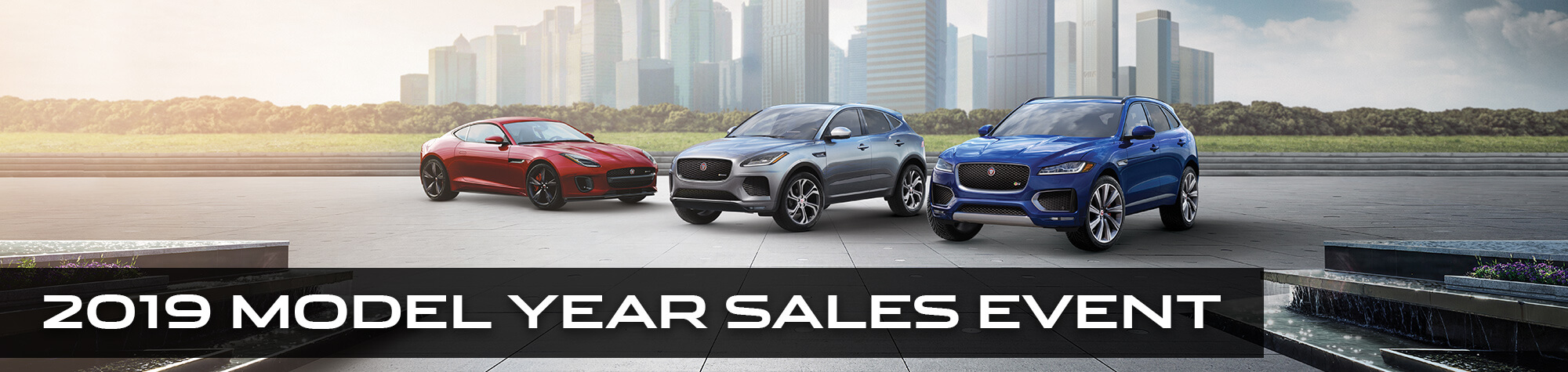 2019 Model Year Sales Event