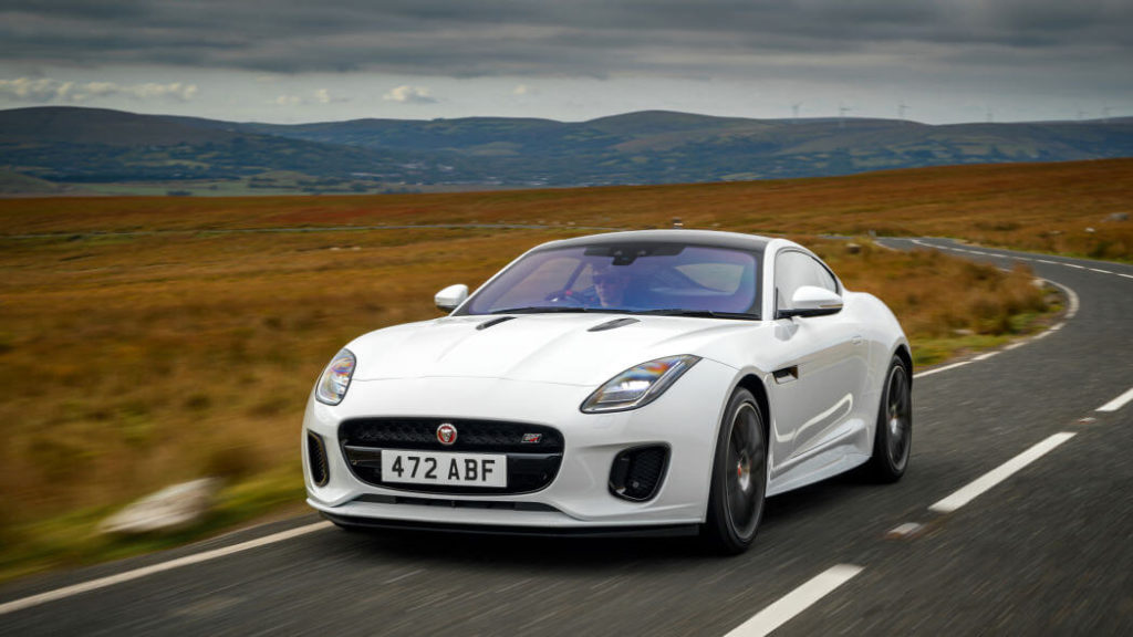 2020 Jaguar F-TYPE Sports Car: Everything You Need To Know