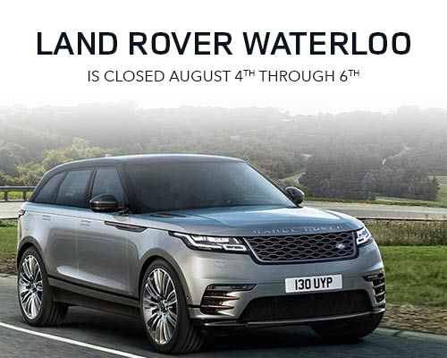 Land Rover Waterloo