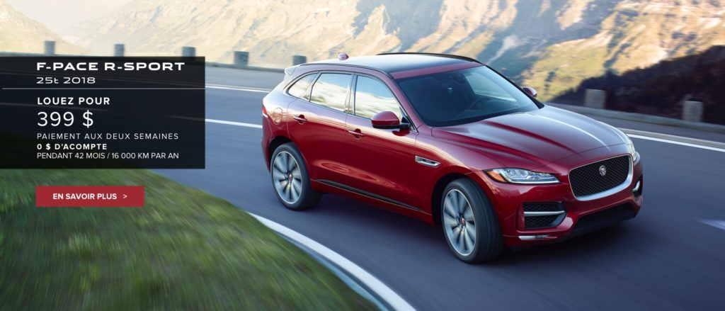 F-Pace R-Sport 2018 – 21:9