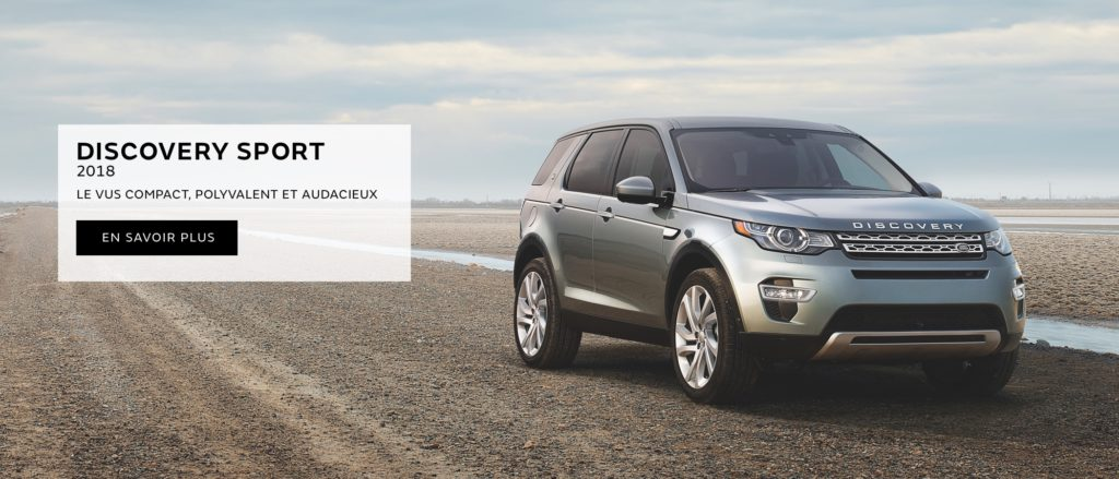 Discovery Sport 2018 – 21:9
