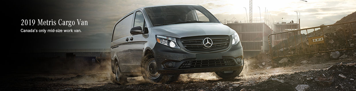 2019 Mercedes-Benz Metris Cargo Hero