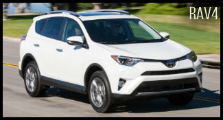 Toyota RAV4 model
