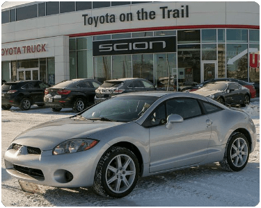 Find Used Cars in Edmonton, AB