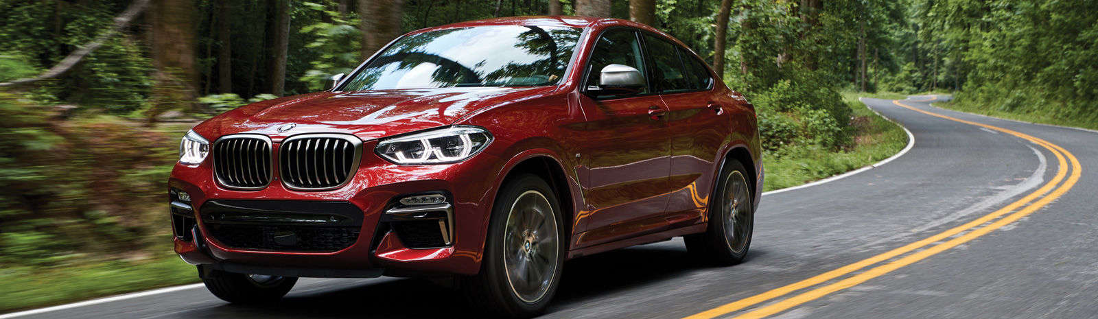 2018 BMW X4 model in Ottawa