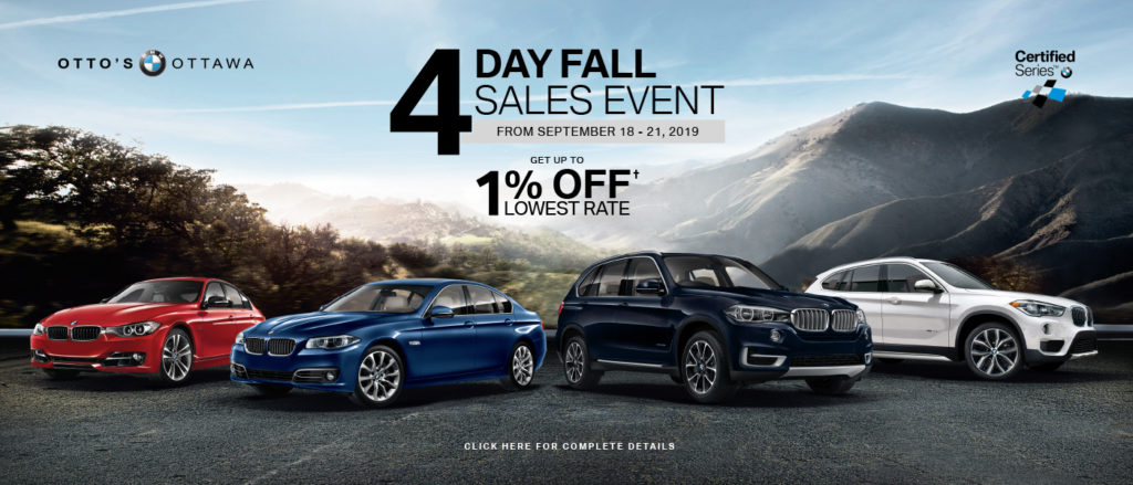 4 Day Pre-Owned Sales Event