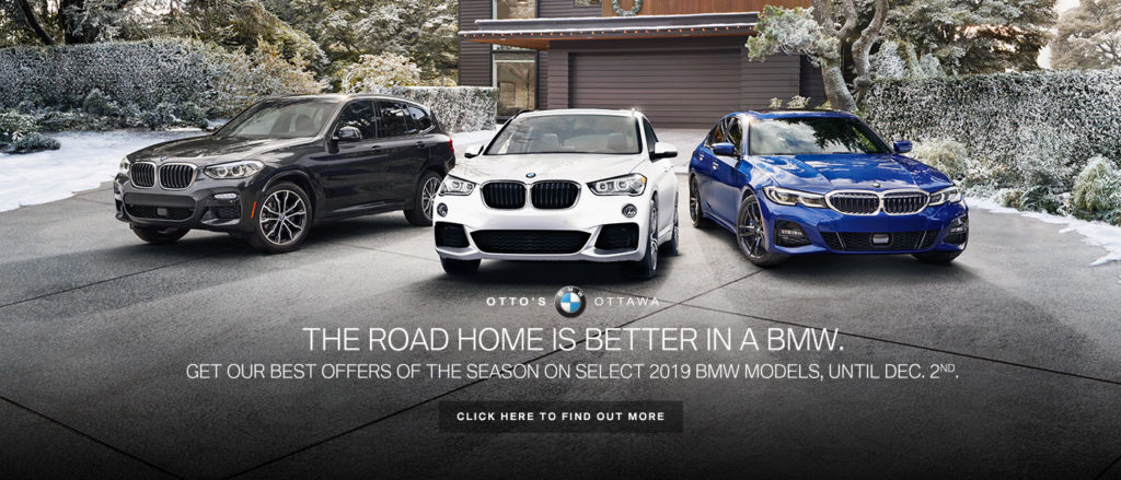 Otto's BMW Final Sale on 2019 Models