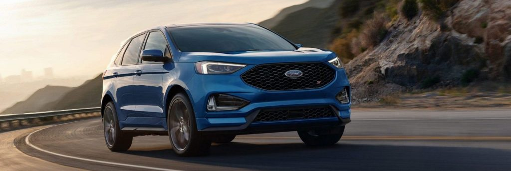 What's the big deal with the Ford Edge ST?