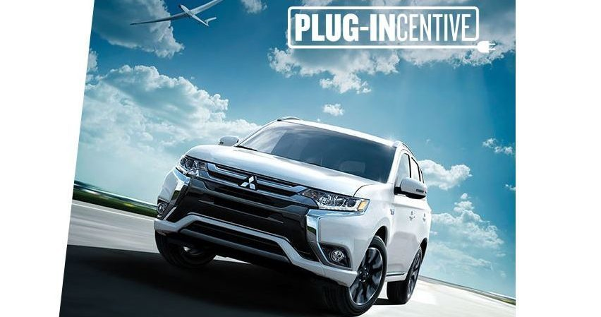 What is the Range of the Mitsubishi Outlander PHEV?