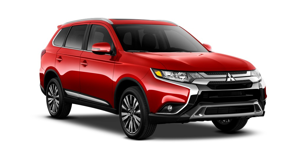 How Much Can a Mitsubishi Outlander Tow? | West Side