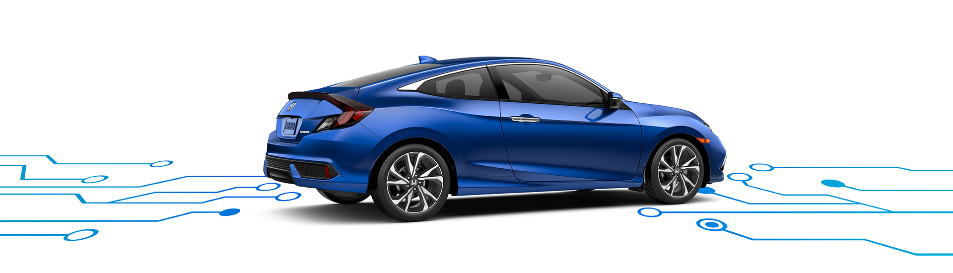 Explore The Honda Civic Coupe