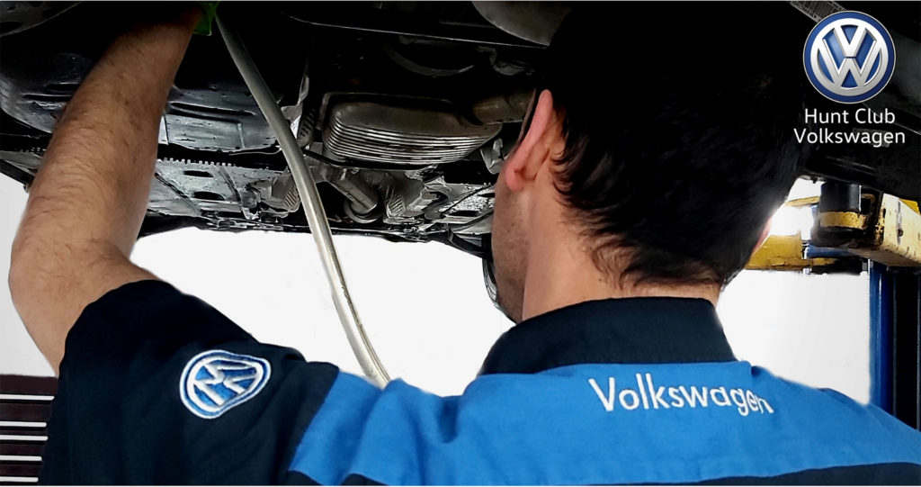 Volkswagen Haldex Oil Change Hunt club vw ottawa