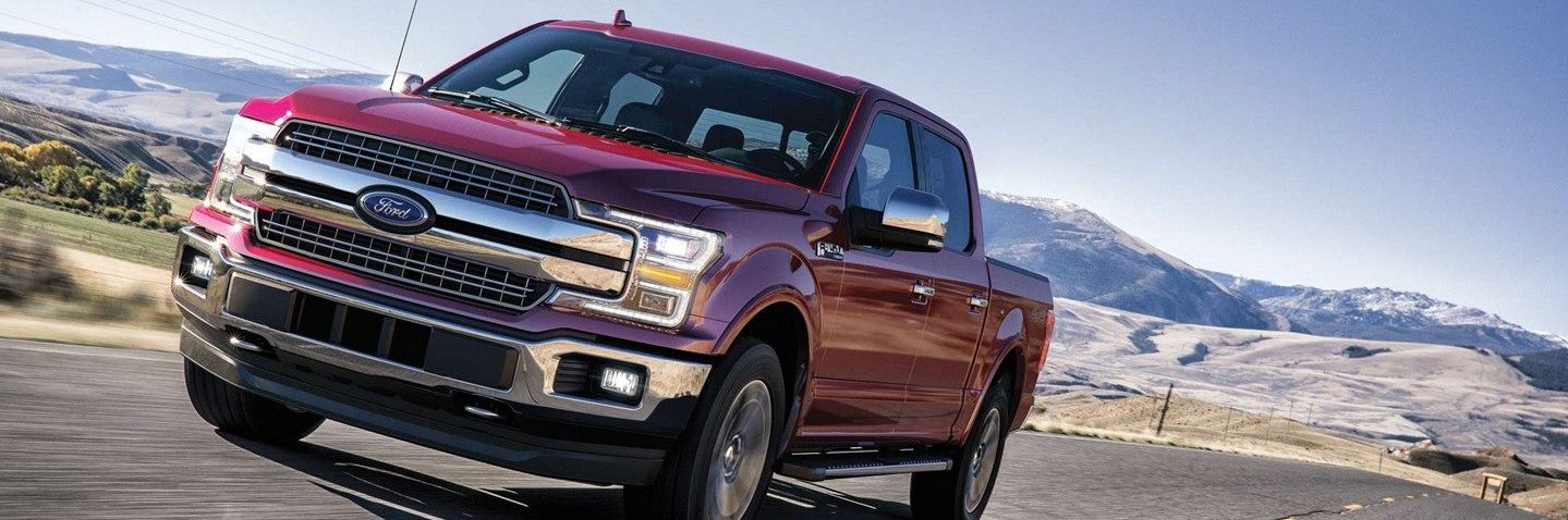 Get Behind the Wheel of a 2019 Ford F-150 in BC