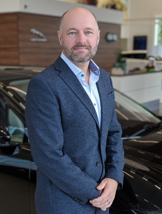 Shawn Lacroix - Director of Pre-Owned Operations