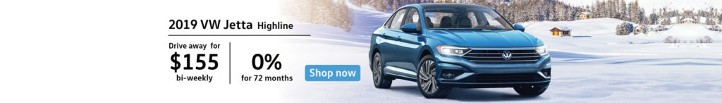Feb 2020 Jetta Highline Offer
