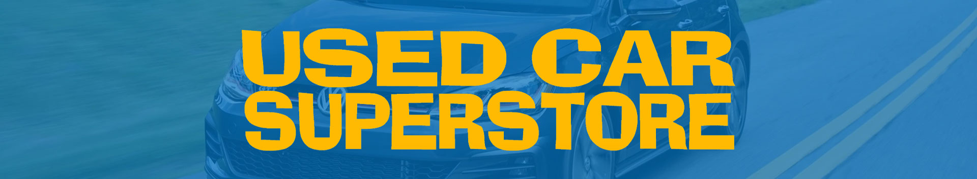 Used Car Superstore Header