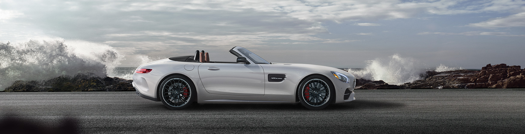 Mercedes-AMG GT C Roadster – old