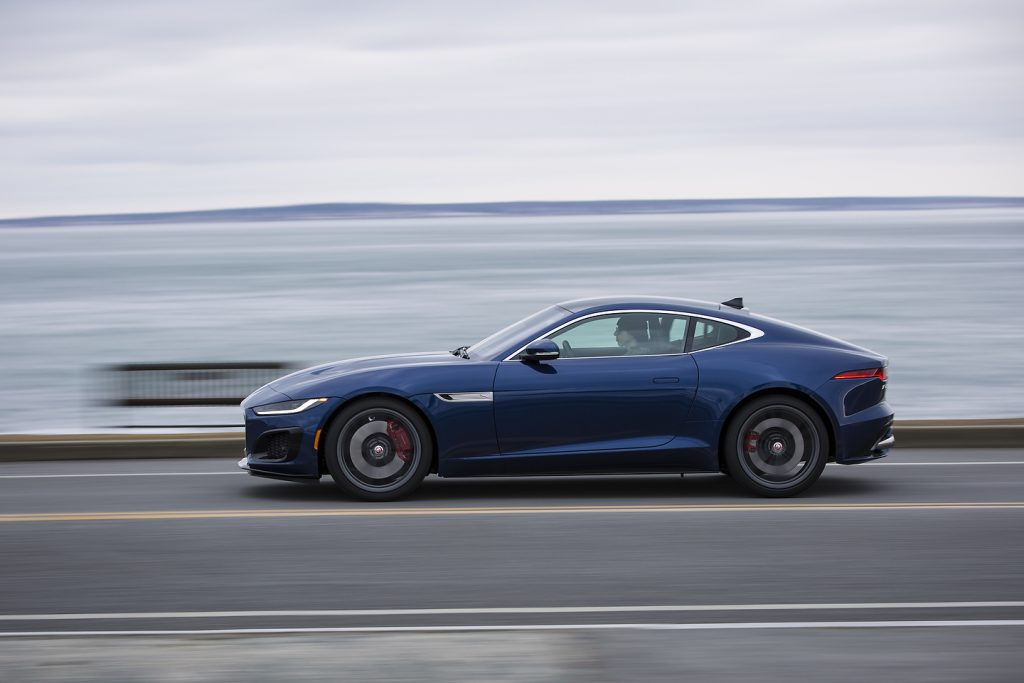 F Type R Coupe Bluefire 5