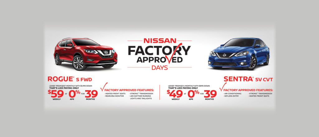 English Nissan June Incentive