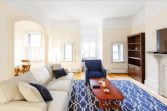 living room boston design ideas for rugs apartment in back bay with furnished rental